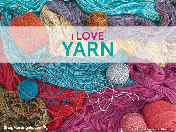 I Love Yarn - True Story!